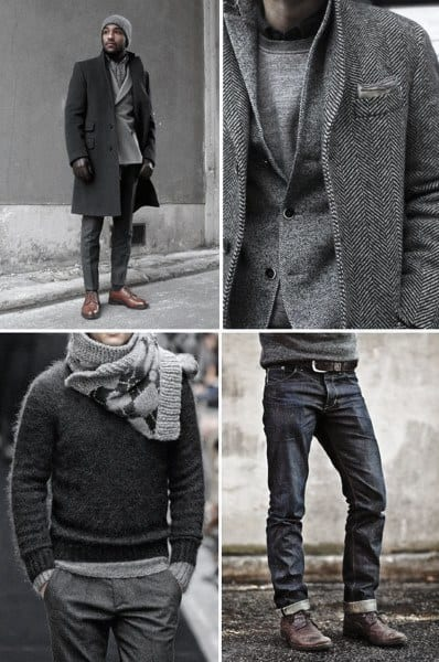 Sharp Mens Fall Outfits Styles