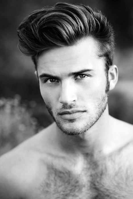 Sharp Modern Quiff Male Hairstyle Ideas