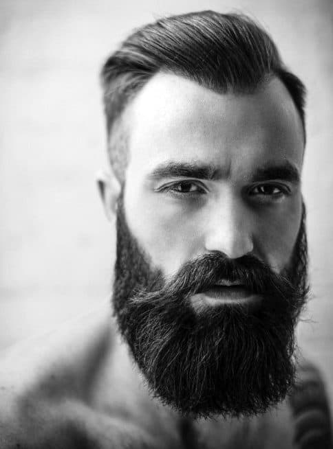 Shaved Side Hairstyle For Men
