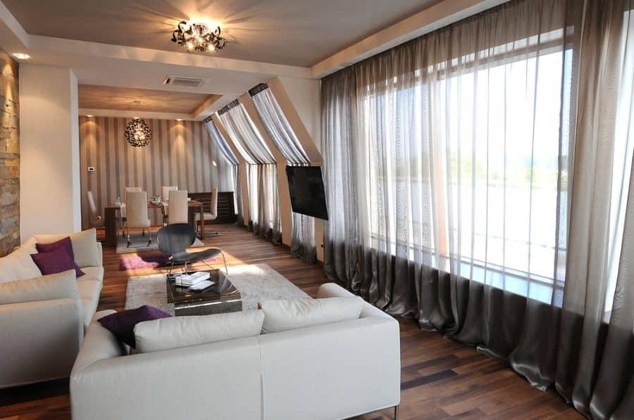 Sheer Curtain Curtain Ideas