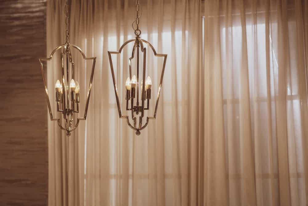 Sheer Curtains Window Treatments Ideas 2