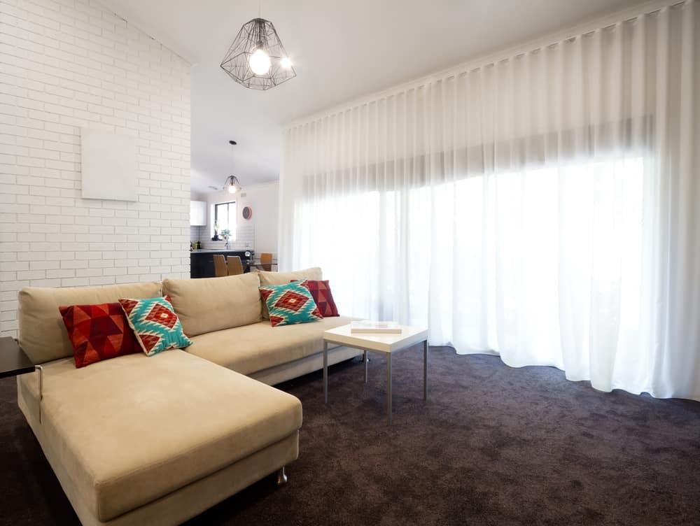 Sheer Curtains Window Treatments Ideas 3