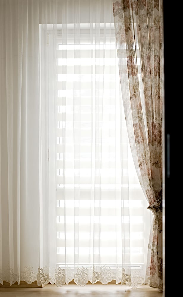 Sheer Curtains Window Treatments Ideas 4