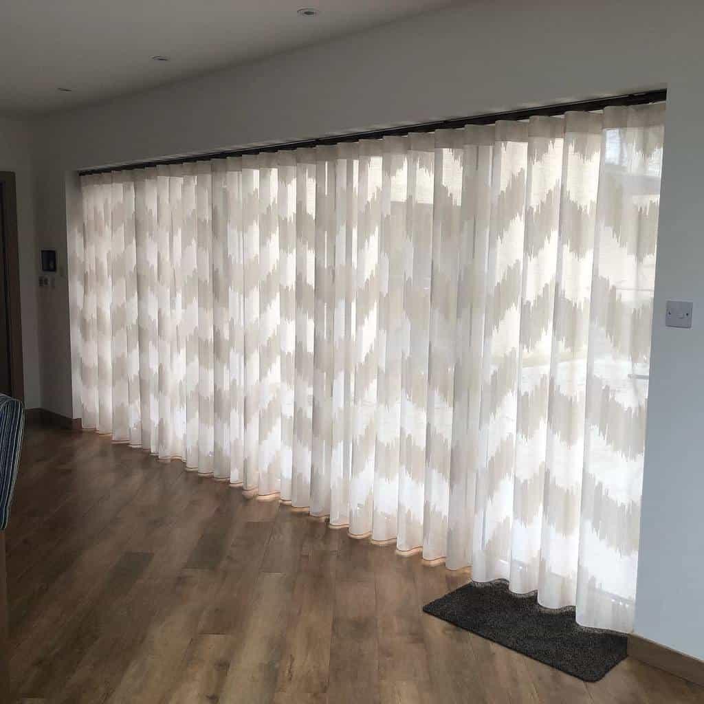 Sheer Curtains Window Treatments Ideas Brinscallinteriors