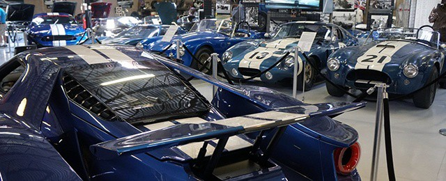 Shelby American Collection In Boulder, Colorado – Museum Tour Inside