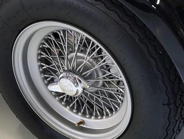 Shelby Cobra Wheels
