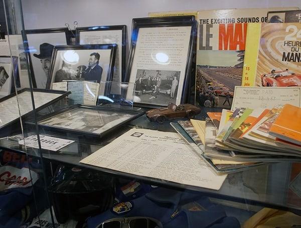 Shelby Collection Memorabilia
