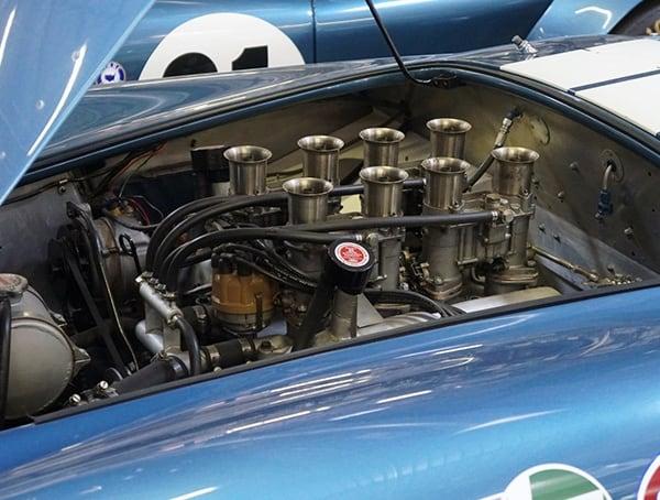 Shelby Factory Team Cobra Csx Engine
