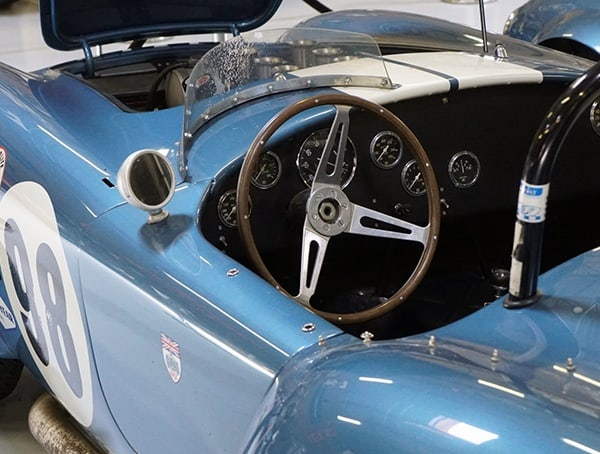 Shelby Factory Team Cobra Csx Interior