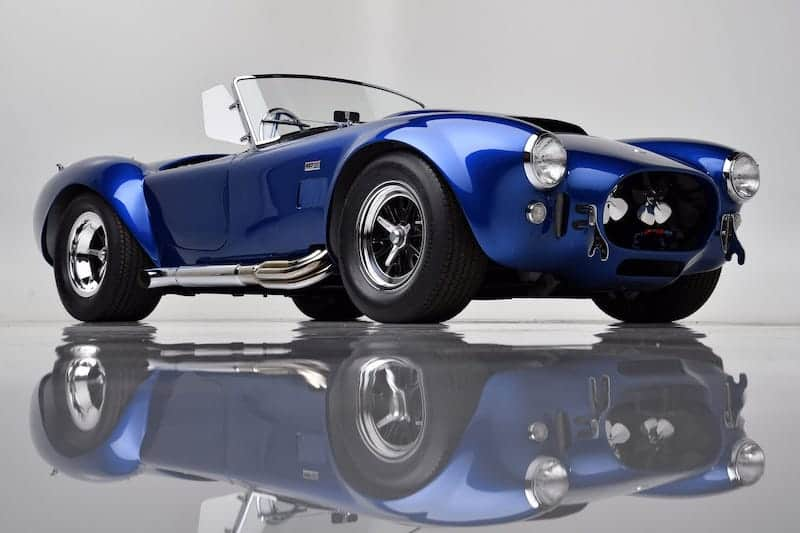 Caroll Shelby's Famed 1966 Super Snake Is Up for Auction