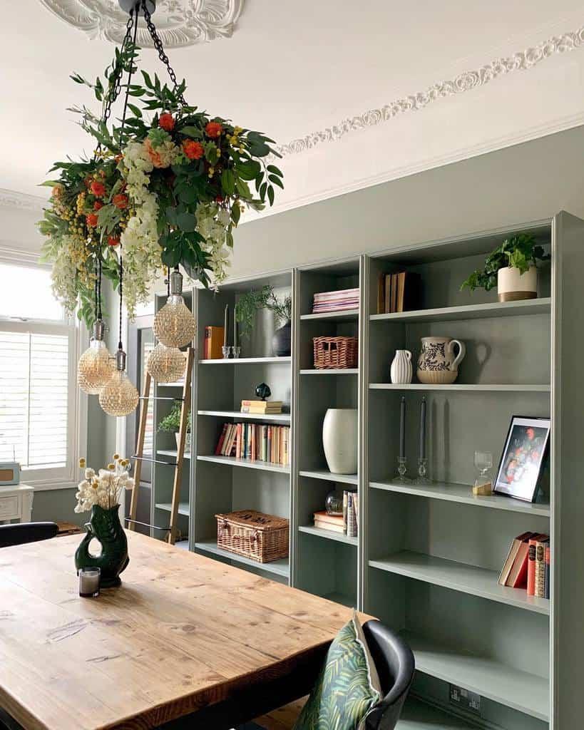 shelf dining room wall decor ideas welcome_to_no.1