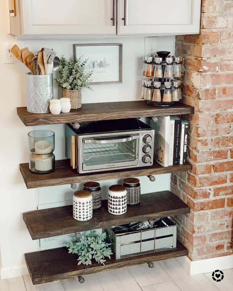 shelf diy wall decor ideas homesweetspaces
