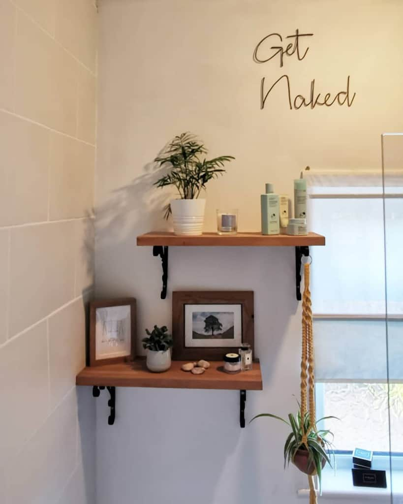 shelf diy wall decor ideas through_keyhole_11