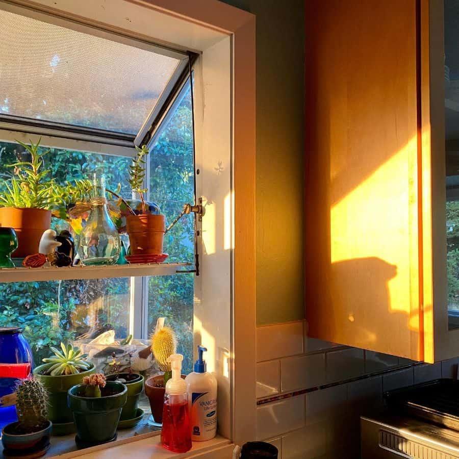 shelf kitchen window ideas dliguoriartandstory
