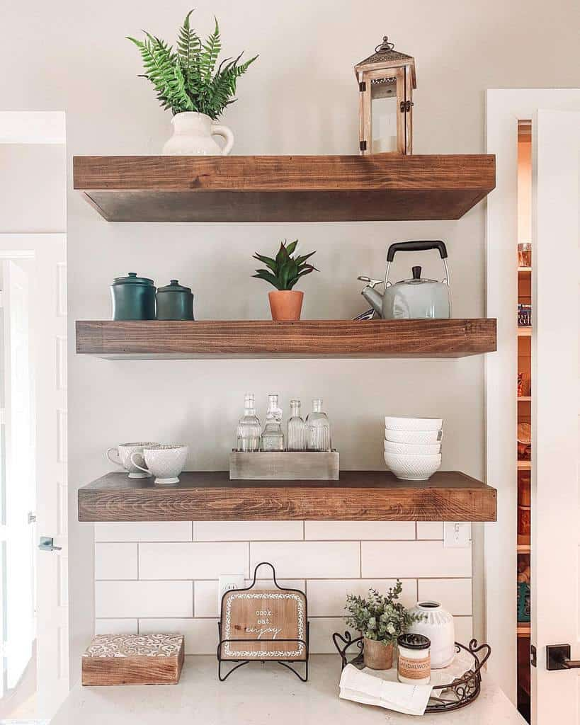 shelve kitchen organization ideas amanda_hayley