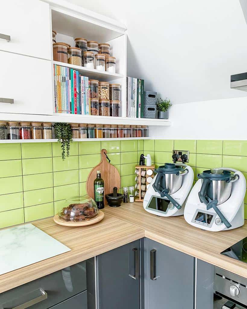 shelve kitchen organization ideas justmonilife
