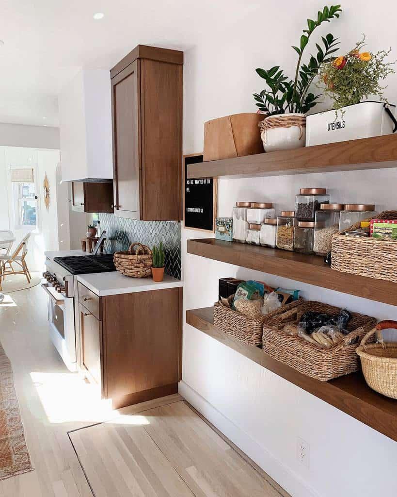 shelves pantry organization ideas arrowsandbow