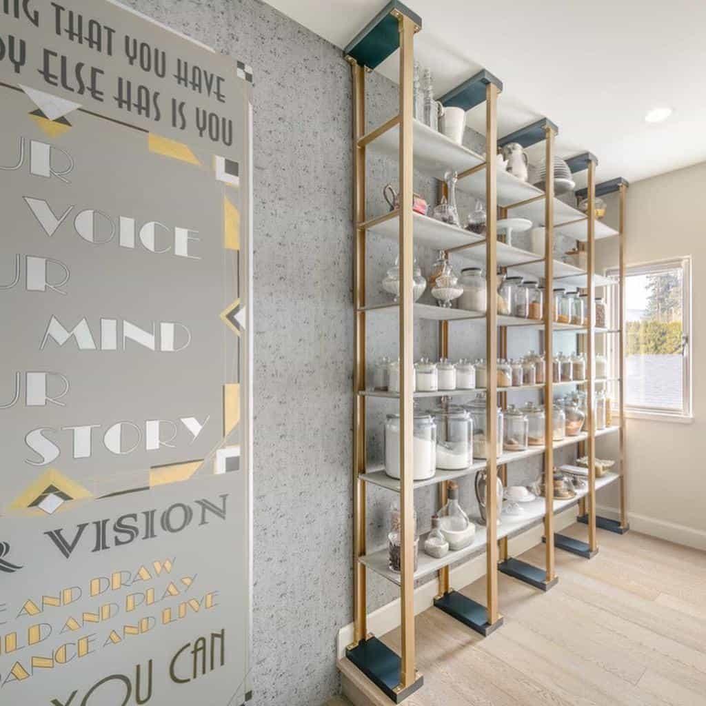 shelves pantry organization ideas cherylmckinnoninteriors