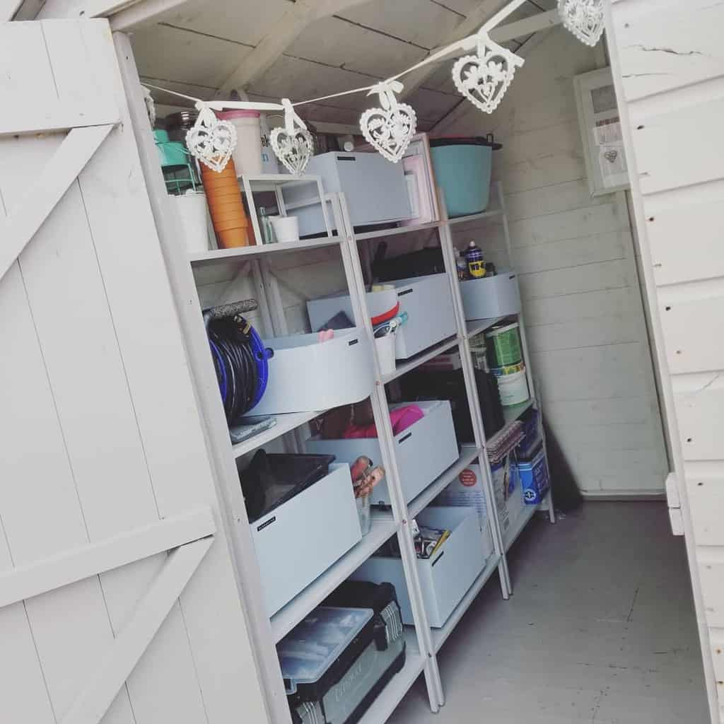 shelves shed storage ideas corners_of_jewels
