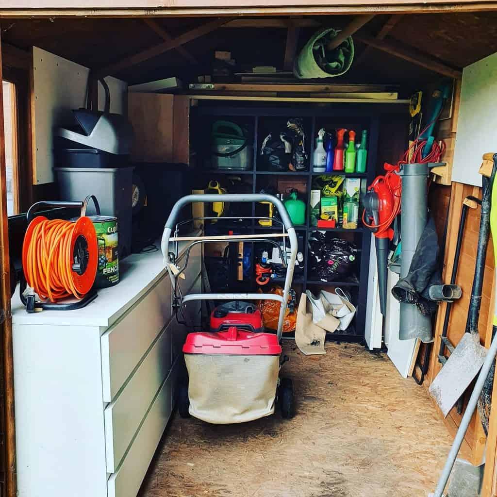 shelves shed storage ideas viptidyuptime