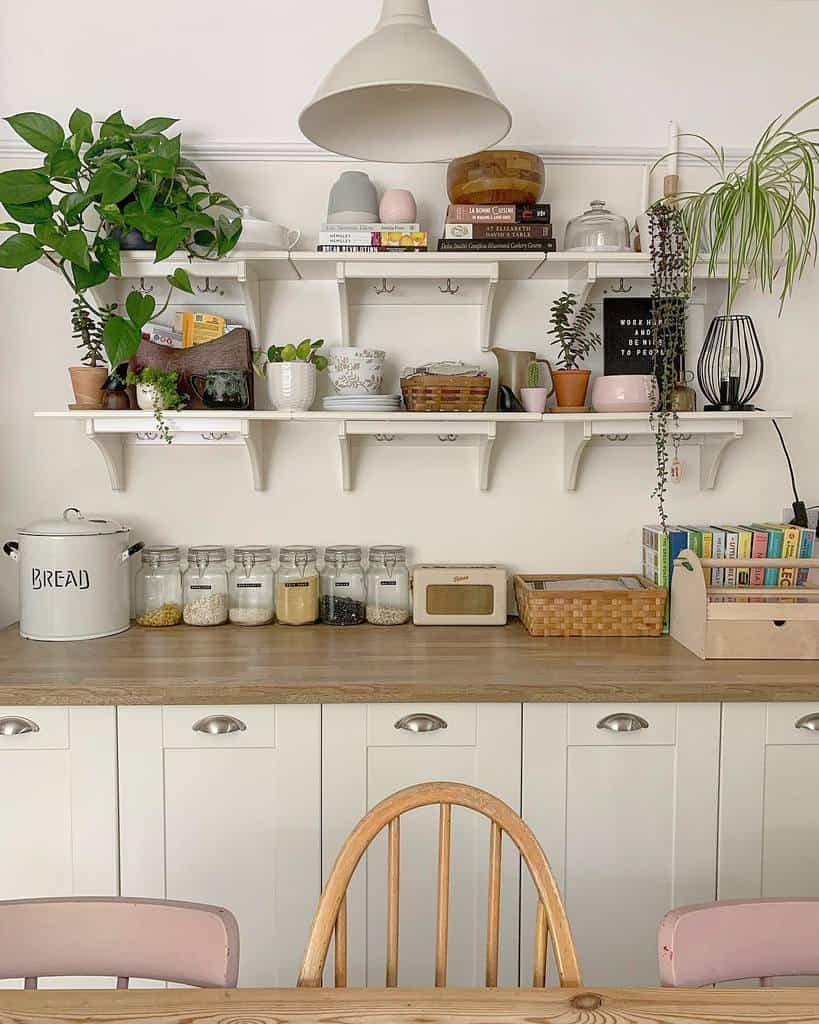 shelves small pantry ideas lauracoxhome