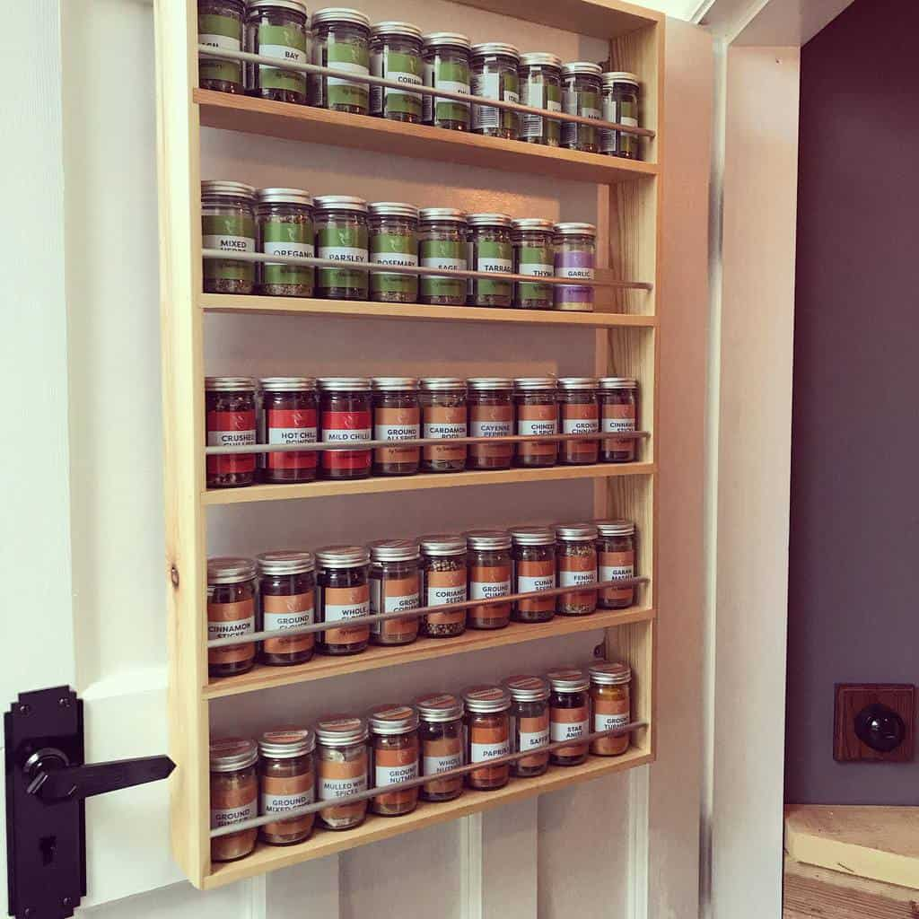 shelves small pantry ideas vintage.victorialouise