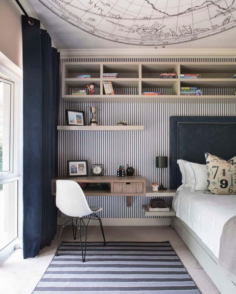 shelving units bedroom organization ideas annacorreia_interiorconsultant