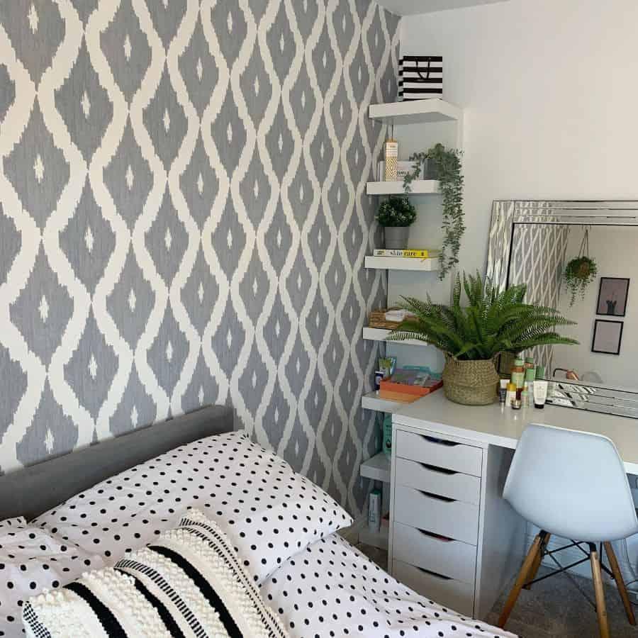 shelving units bedroom organization ideas littlesquaresof24