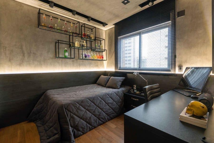 shelving units bedroom organization ideas squadrainteriores