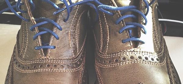 Shine Shoes Like A Man