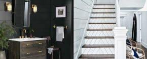 Top 50 Best Shiplap Wall Ideas – Wooden Board Interiors
