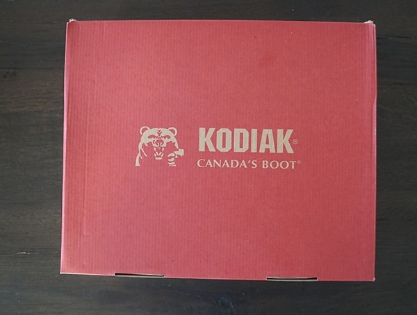 Shoe Box Kodiak Magog Mens Boots
