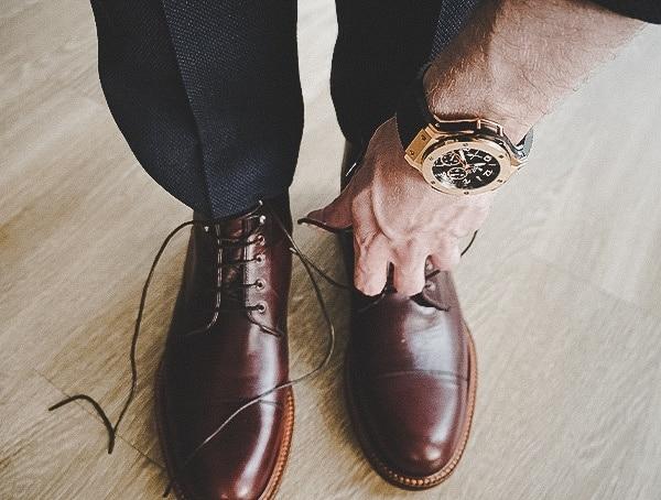 Shoe Laces Mens Beckett Simonon Dowler Cap Toe Boots For Men Review
