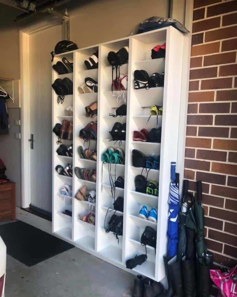 shoe storage ideas blackbirdjoinery