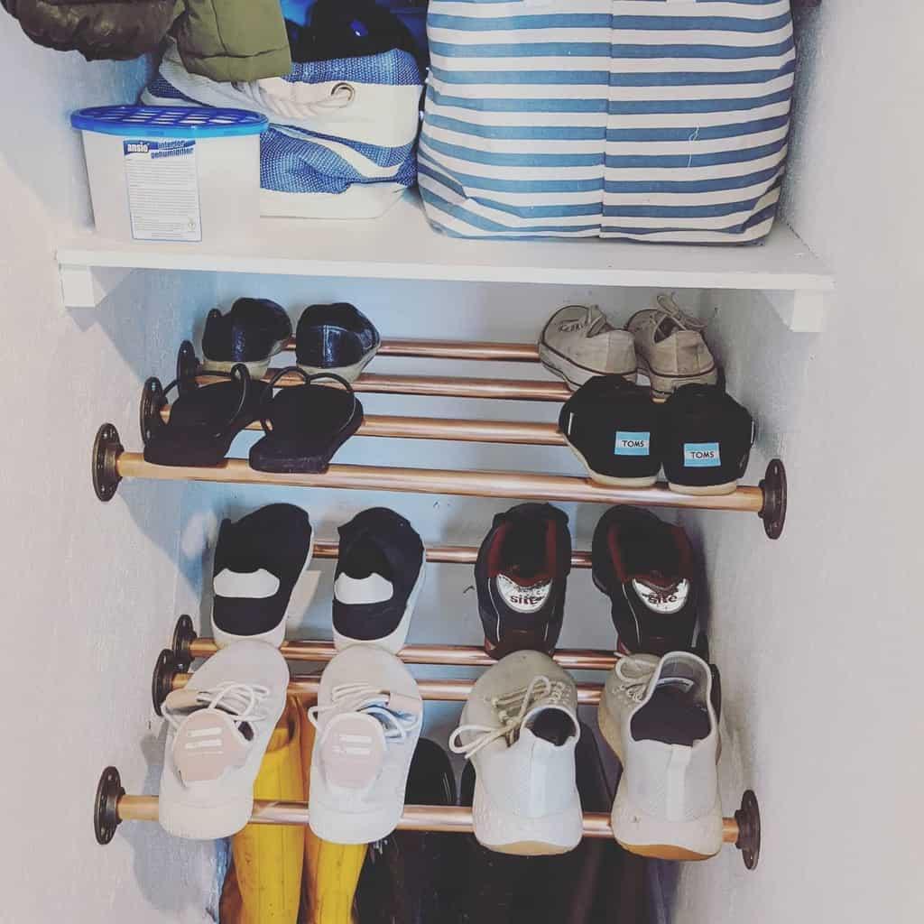 shoe storage ideas cswillisplumbheat