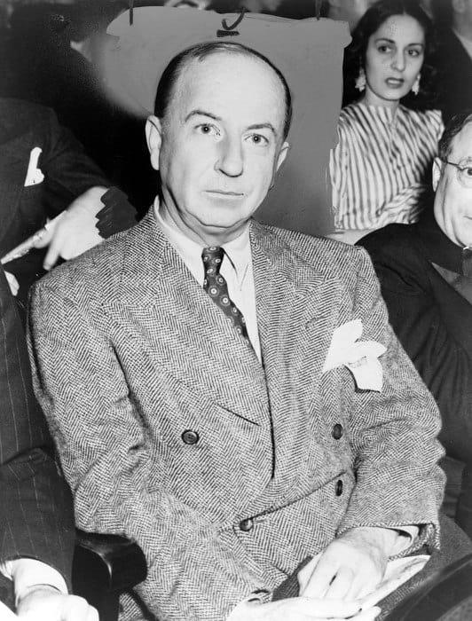 Short Balding 1940s Hairstyles For Men