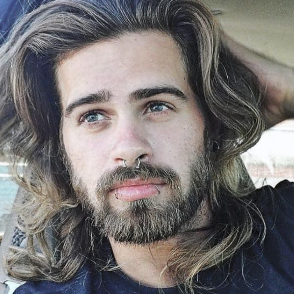 Prime 50 Short Beard Styles For Men Fashionable Facial Hair Ideas Natural Hairstyles Runnerswayorg