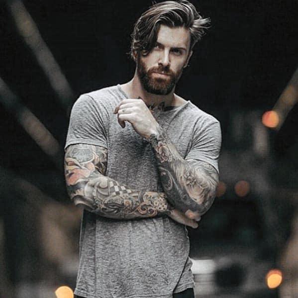 Short Beard Styles Guys