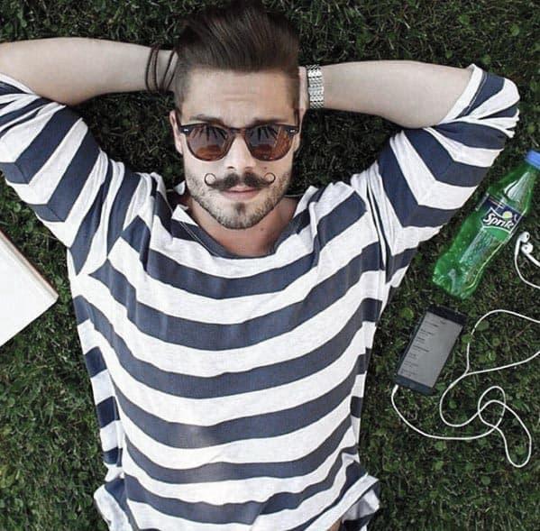 Short Beards Ideas For Gentlemen