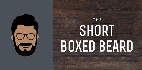 Short Boxed Beard Styles