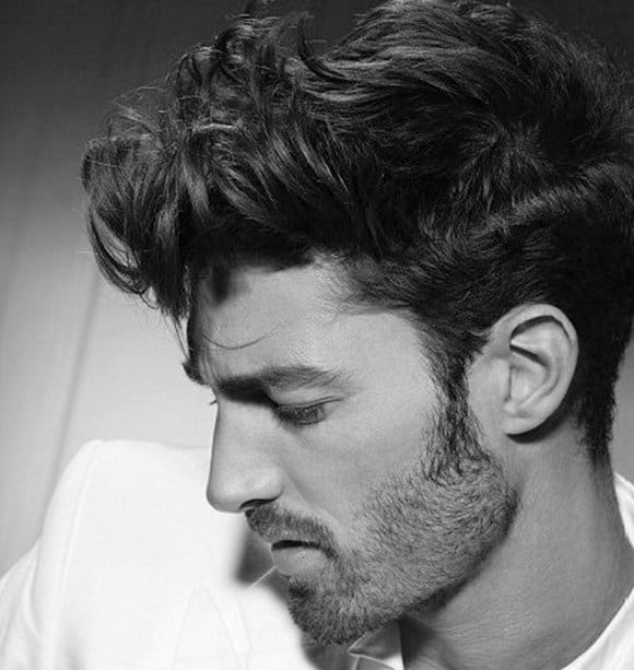 Short Curly Haircuts Men