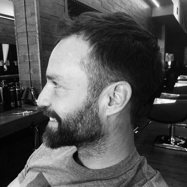 Short Cuts For Thin Hair For Guys