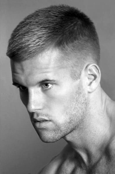 Short Fade Haircut For Men