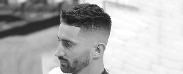 40 Short Fade Haircuts For Men – Differentiate Your Style