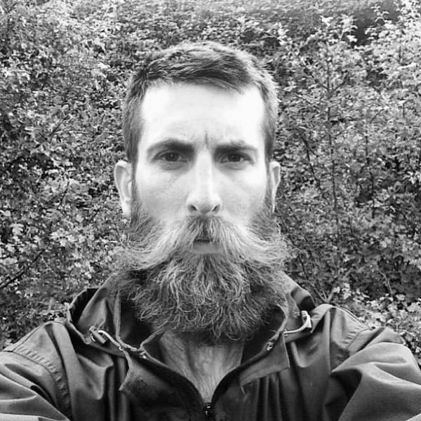Short Fine Thin Hair Ideas For Guys With Beard