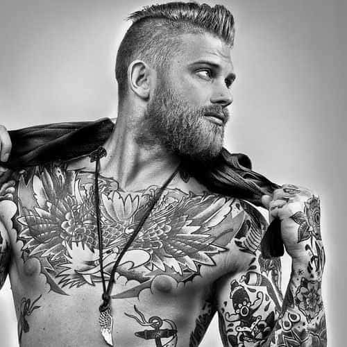 Short Hair Mohawk Styles For Men