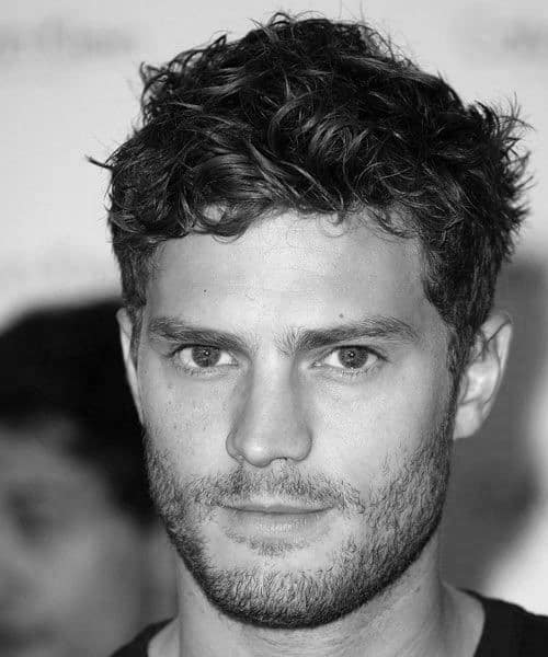 Pleasing Curly Short Hair Mens Short Hair Fashions Hairstyle Inspiration Daily Dogsangcom