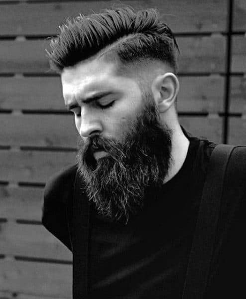 Good hairstyles for men with beards dating