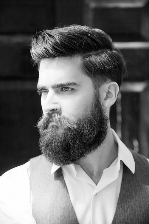 Short Haircuts For Thick Hair Men