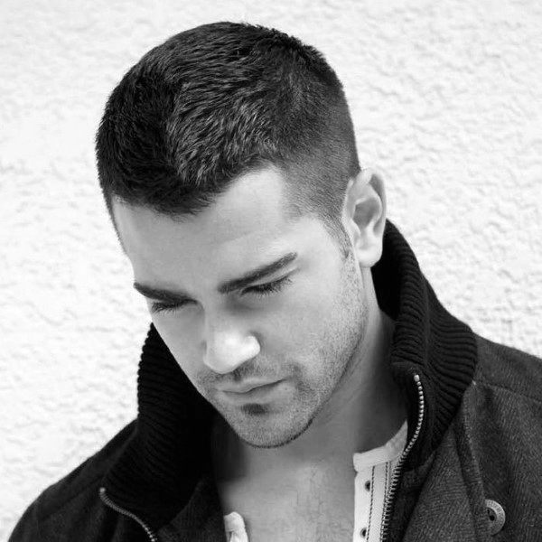 60 Short Hairstyles For Men With Thin Hair Fine Cuts
